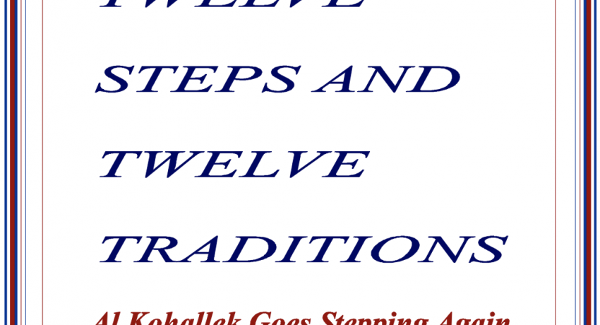 12 Steps Traditions 4th Step Inventory 12 Step Workbook
